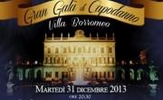 Capodanno 2014 Villa Borromeo Cassano D'Adda