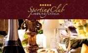 Capodanno 2015 Sporting Club Campione D'Italia