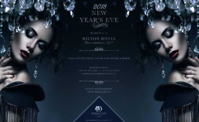CAPODANNO DOUBLE TREE BY HILTON MILANO