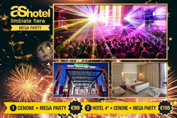 CAPODANNO 2018 AS HOTEL LIMBIATE FIERA