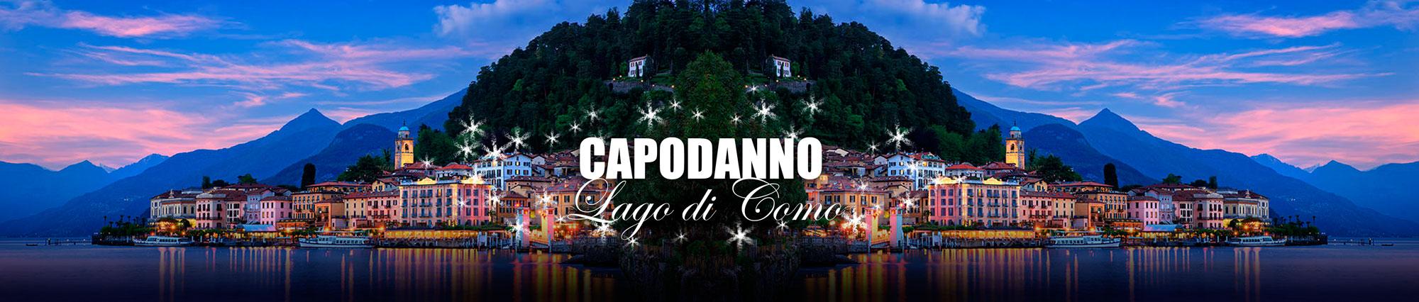 Capodanno Lago di Como