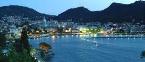 Pubblicità capodanno lago di Como