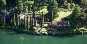 Castelli e ville per capodanno 2020 sul lago di Como