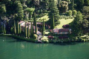 Castelli e ville per capodanno 2022 sul lago di Como