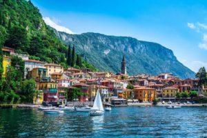 Capodanno lago di Como 2022