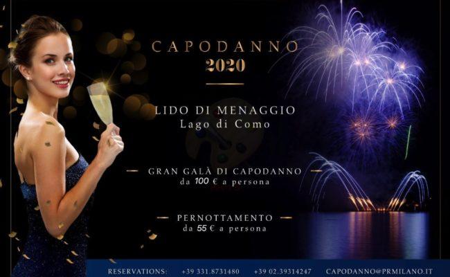 CAPODANNO 2020 LIDO DI MENAGGIO COMO