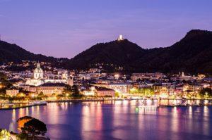 Capodanno romantico sul lago di Como